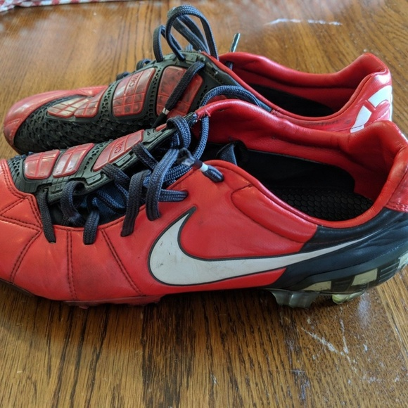 Laser Iii Fg Soccer Cleats Size